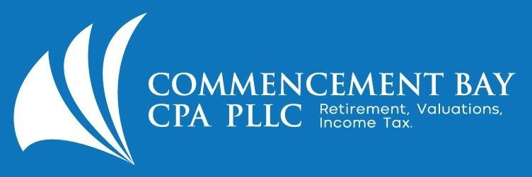 Commencement Bay CPA PLLC – Income Tax | Business Valuation | Retirement Planning